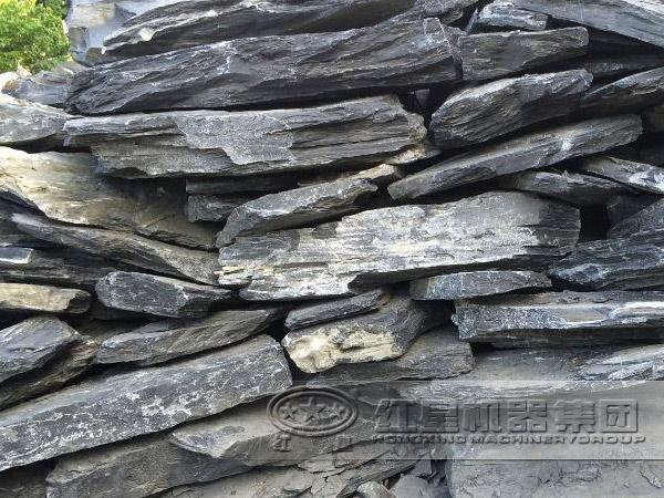 片石建筑手绘图